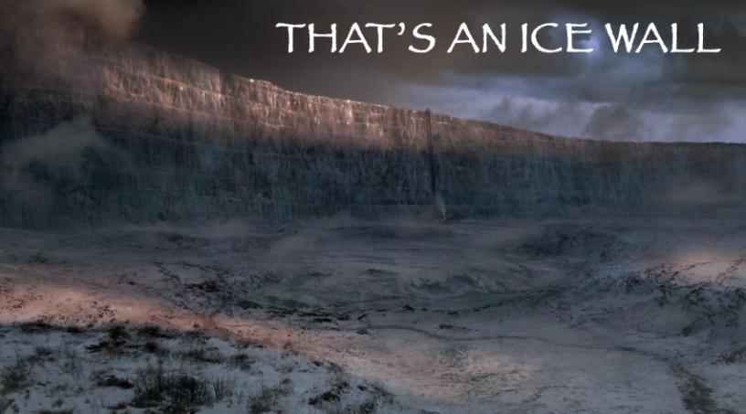 Game of Thrones Wall Pun
